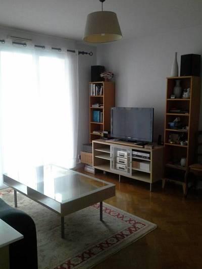 Location meublée appartement 2pièces 50m² Le Plessis-Robinson (92350) - 1.180€