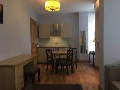 Location meublée appartement 2pièces 46m² Boulogne-Billancourt (92100) - 1.490€