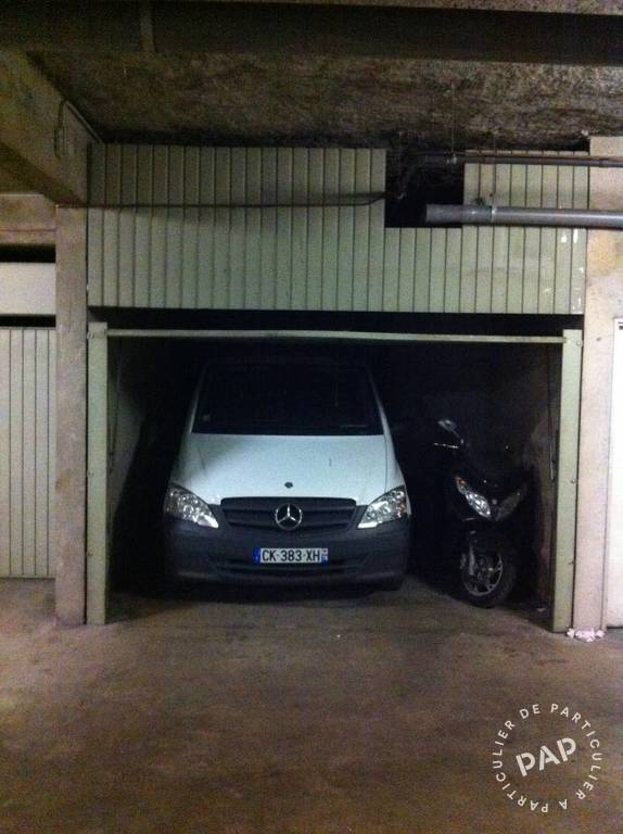 Location garage parking bondy 93140 99 e de for Location box garage particulier