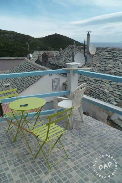 Location maison 3 pièces Rogliano (2B)