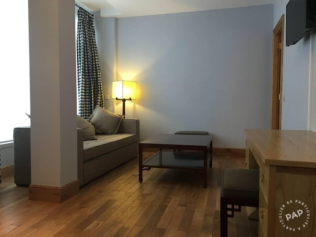 Location meubl e appartement 2 pi ces 46 m boulogne - Location meublee boulogne billancourt ...