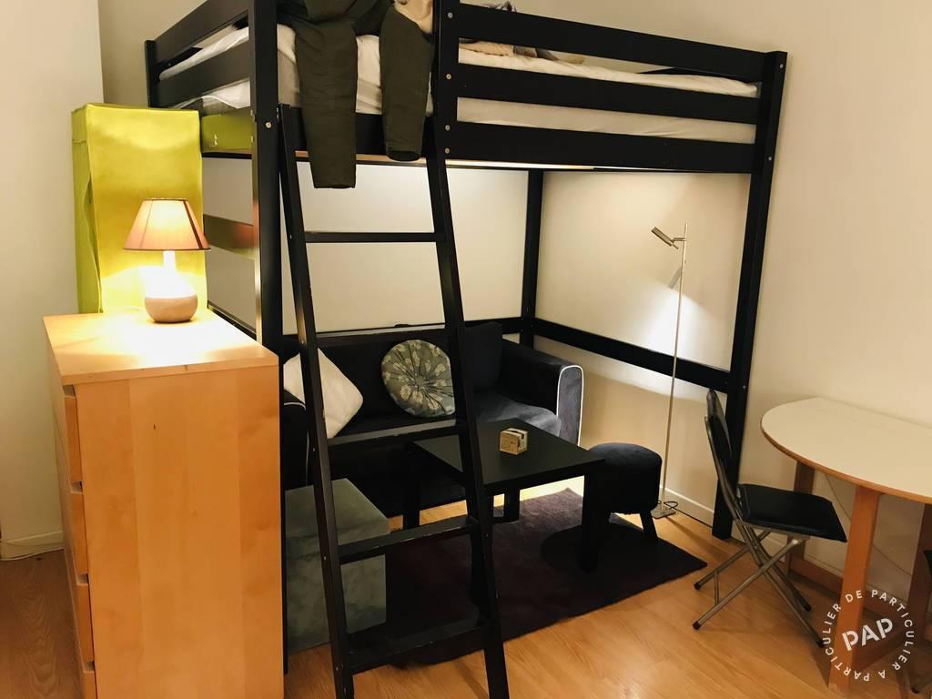 Appartement 860€ 20m² Paris 12E