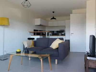 Location meublée appartement 2pièces 45m² Annecy (74000) - 1.150€
