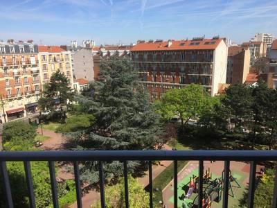 Location meublée appartement 3pièces 62m² Courbevoie (92400) - 1.570€