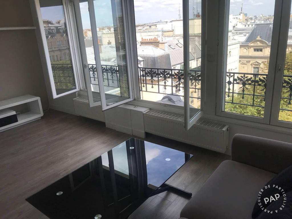 Location Appartement Paris 2E 34m² 1.550€