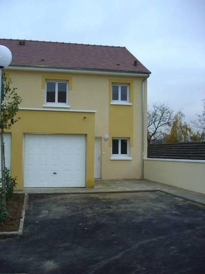 Location maison 78m² Montevrain (77144) - 1.310€