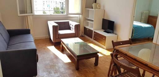 Location meublée appartement 4pièces 72m² Boulogne-Billancourt (92100) - 2.300€