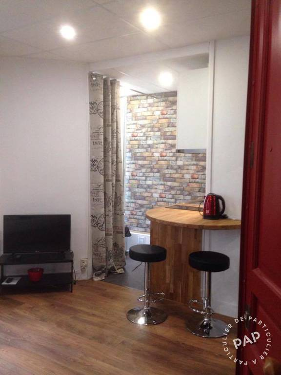 Location meubl e studio 17 m paris 17e 17 m 810 e for Location meuble paris 17 particulier