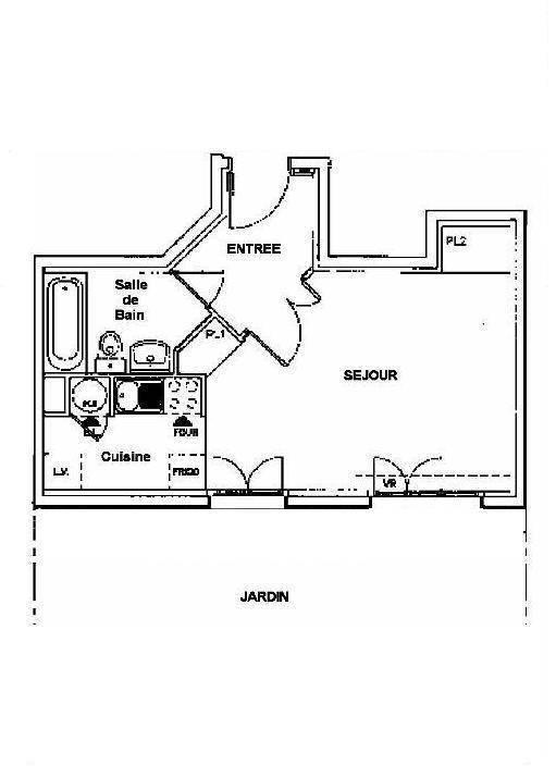 location studio 30 m rueil malmaison 92500 30 m 825 e de particulier particulier pap. Black Bedroom Furniture Sets. Home Design Ideas