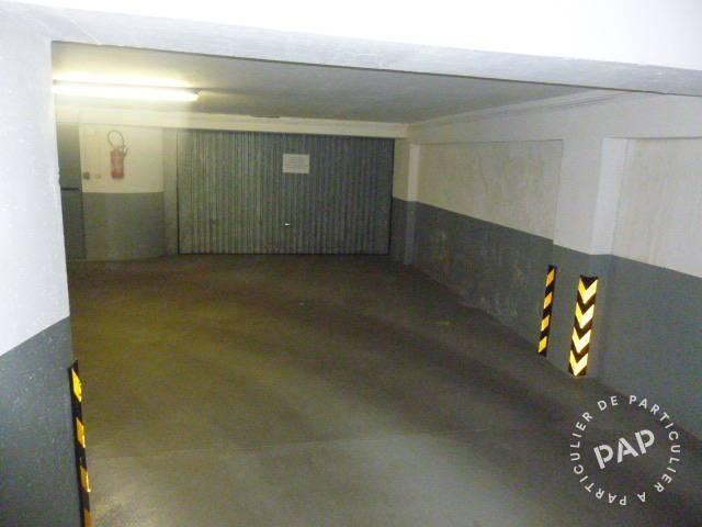 Location garage parking paris 16e 430 e de for Garage paris 16
