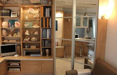 Location meublée studio 20m² Mouans-Sartoux (06370) - 550€