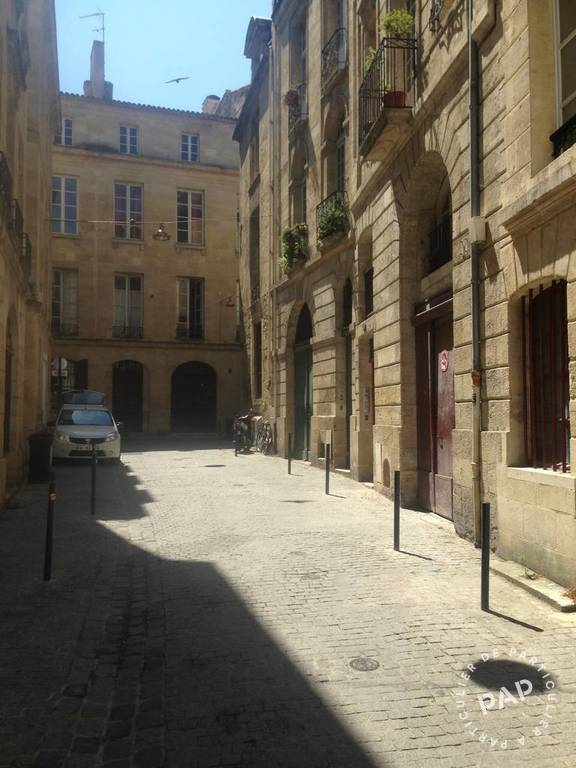 Location meubl e studio 28 m bordeaux 33 28 m 560 for Location particulier bordeaux