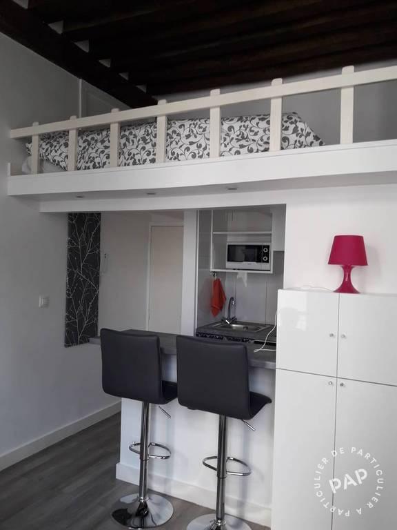 location meubl e studio 17 m paris 5e 17 m e de particulier particulier pap. Black Bedroom Furniture Sets. Home Design Ideas