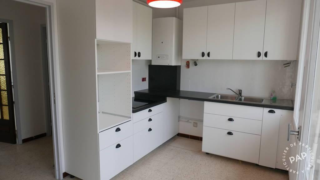 location appartement 4 pi ces 80 m nimes 30 80 m 740 e de particulier particulier pap. Black Bedroom Furniture Sets. Home Design Ideas