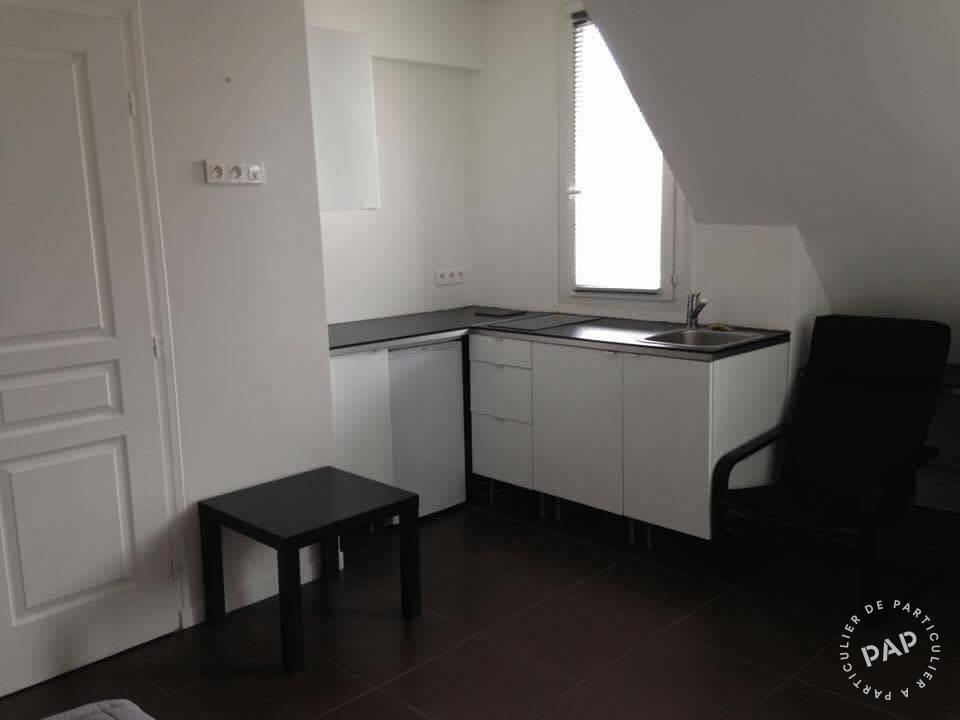 Location meubl e studio 17 m paris 17e 17 m 640 e for Location meuble paris 17 particulier