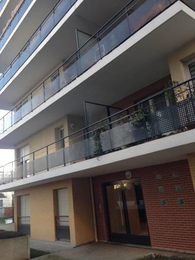 Location appartement 2pièces 45m² Saint-Ouen (93400) - 930€