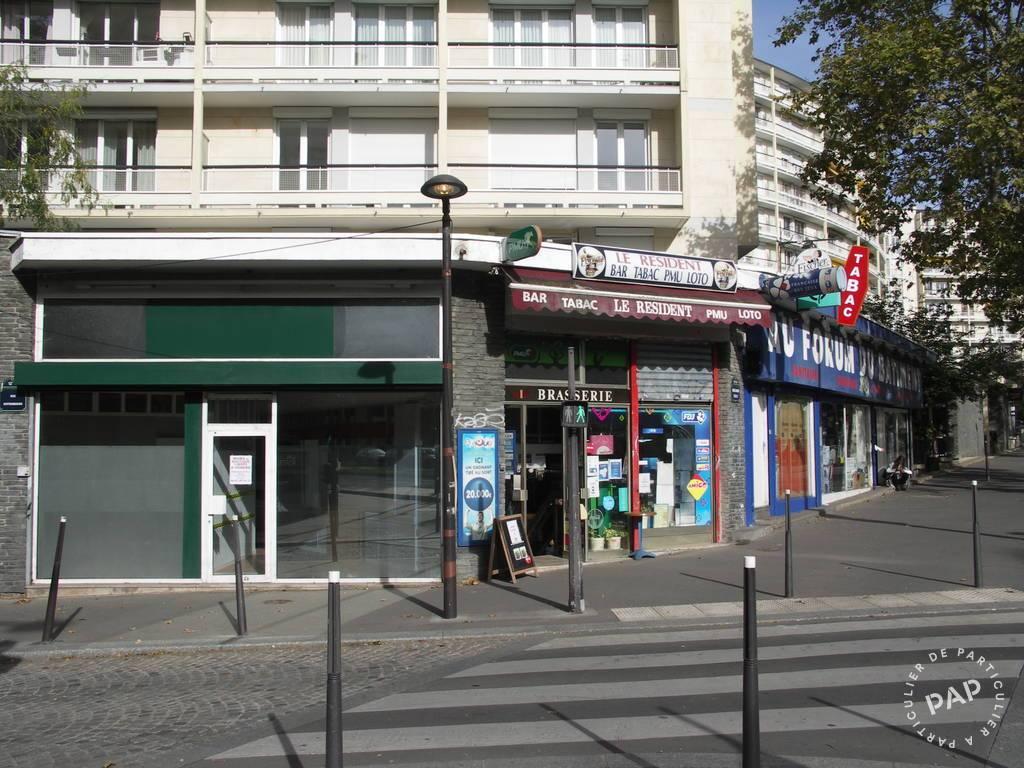 Vente et location Local commercial Paris 12E 107m² 3.500€