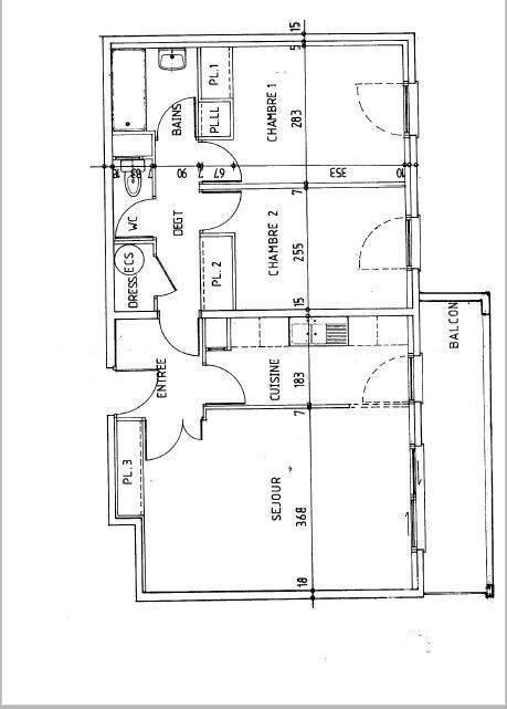 location meubl e appartement 3 pi ces 63 m paris 19e 63 m de particulier. Black Bedroom Furniture Sets. Home Design Ideas