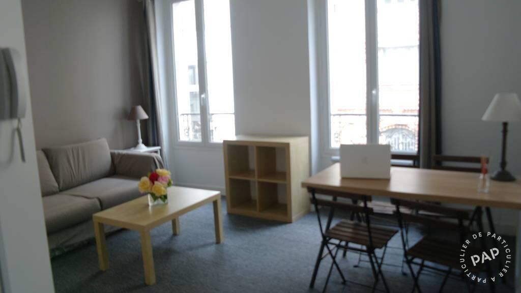Location meubl e appartement 2 pi ces 37 m boulogne - Appartement meuble boulogne billancourt ...