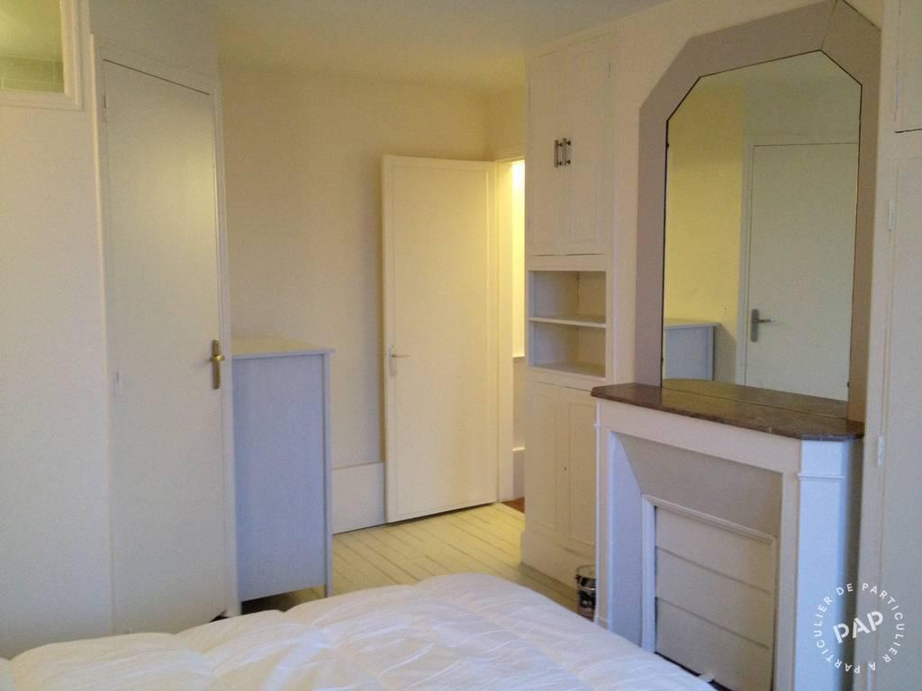 Location meubl e appartement 2 pi ces 43 m paris 17e 43 for Location studio meuble paris