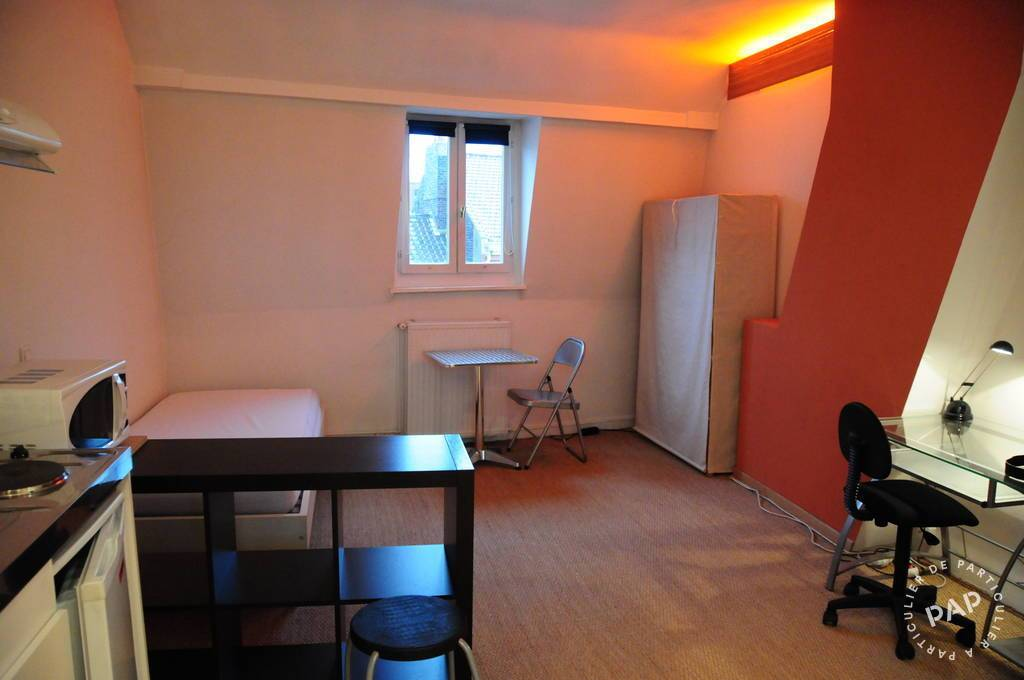 Location Appartement Lille (59) 30 m² 550 €