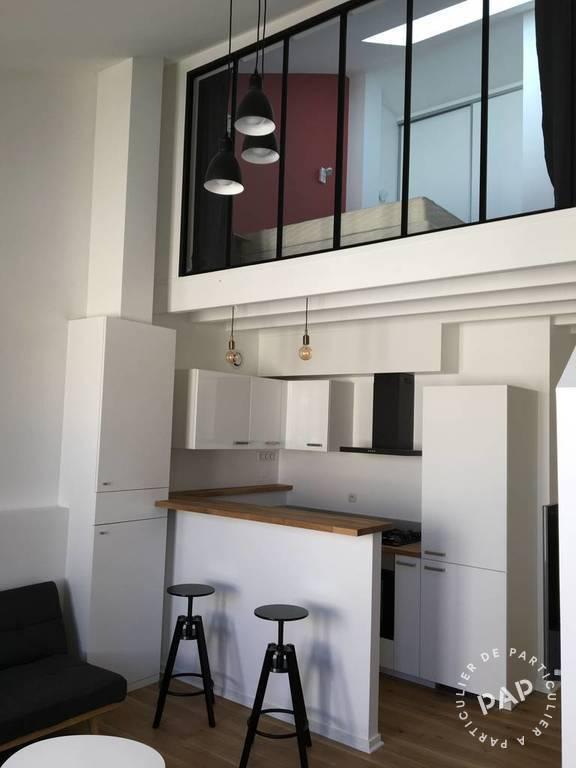 Location Appartement 2 pièces Bordeaux (33)