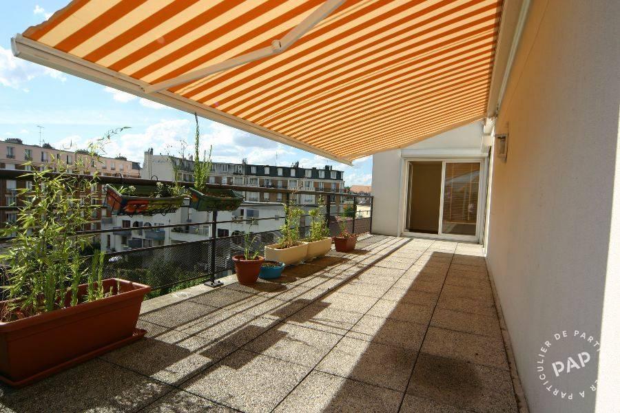location appartement 4 pi ces 100 m vitry sur seine 94400 100 m de particulier. Black Bedroom Furniture Sets. Home Design Ideas