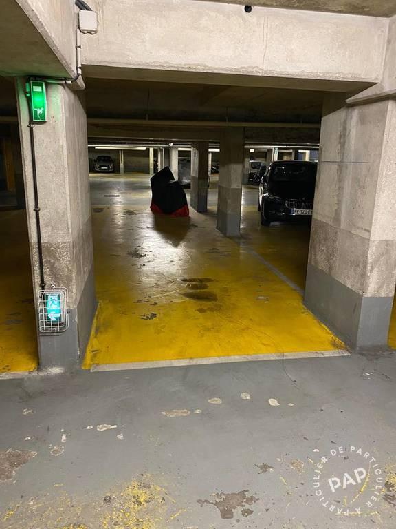Vente Garage, parking Boulogne-Billancourt (92100)  29.500€