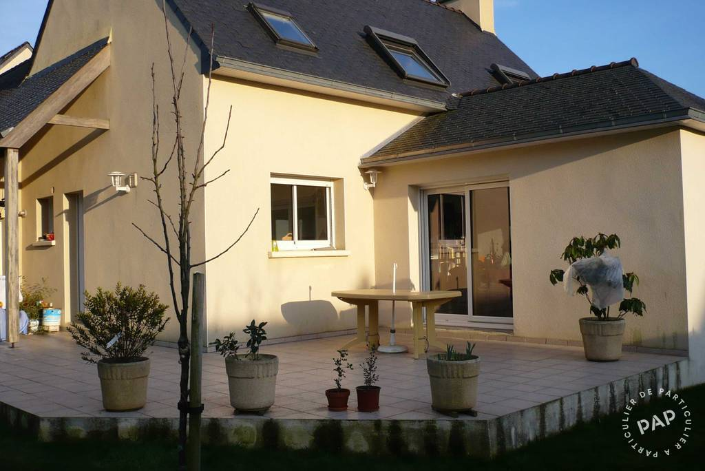 Location maison 140 m landerneau 29800 140 m 936 e for Location garage landerneau