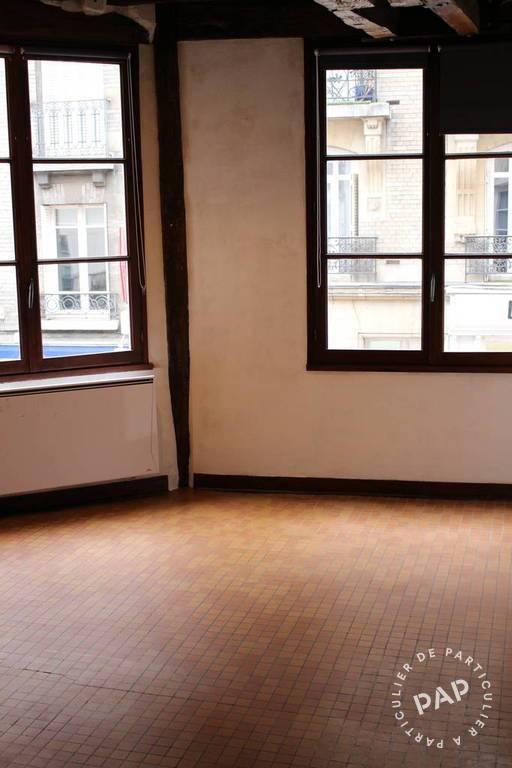 location appartement 2 pi ces 28 m rouen 76 28 m 450 e de particulier particulier pap. Black Bedroom Furniture Sets. Home Design Ideas