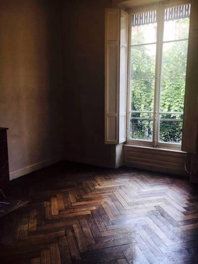 Location appartement 4pièces 100m² Lyon 3E - 1.500€