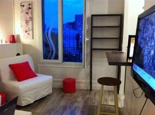 Location meublée appartement 2pièces 34m² Gennevilliers (92230) - 900€