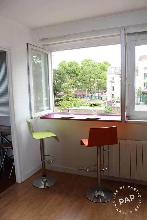 Location appartement studio Clichy (92110)