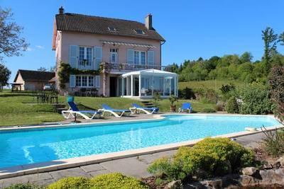 Vente maison 190m² Meuzac, À 20 Mn De Limoges - 245.000€