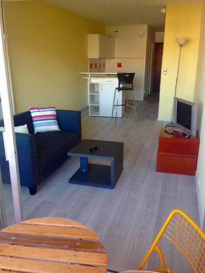 Location meublée studio 35m² Marseille 8E - 620€
