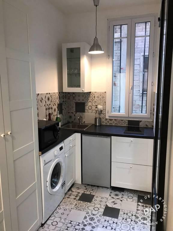 Location Appartement Clichy (92110) 22m² 720€