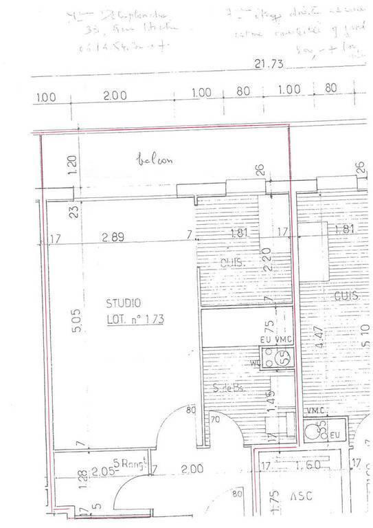 location meubl e studio 31 m issy les moulineaux 92130 31 m 900 e de particulier. Black Bedroom Furniture Sets. Home Design Ideas