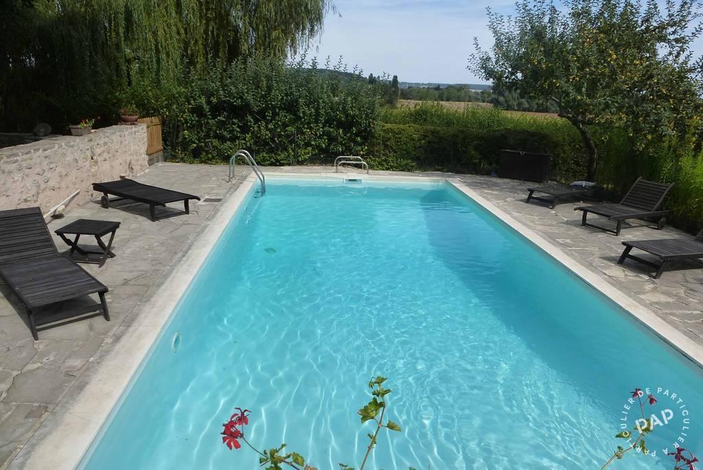 Vente Maison Jouet-Sur-L'aubois (18320) 220m² 330.000€