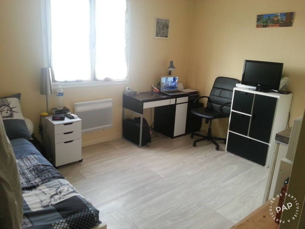 Location Appartement studio Joué-lès-Tours (37300)