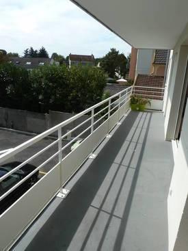 Location appartement 3pièces 62m² Clichy-Sous-Bois - 1.090€