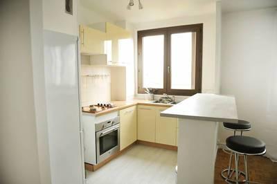 Location meublée appartement 3pièces 54m² Vanves (92170) - 1.500€