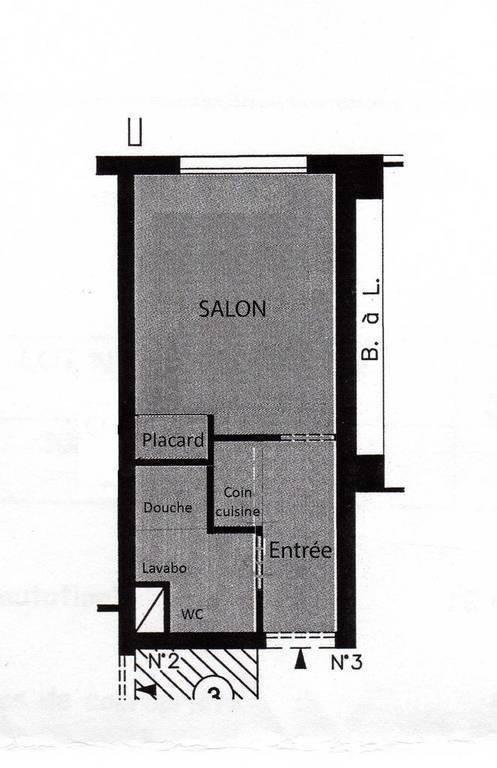 Location Meubl E Studio 16 M Issy Les Moulineaux 92130