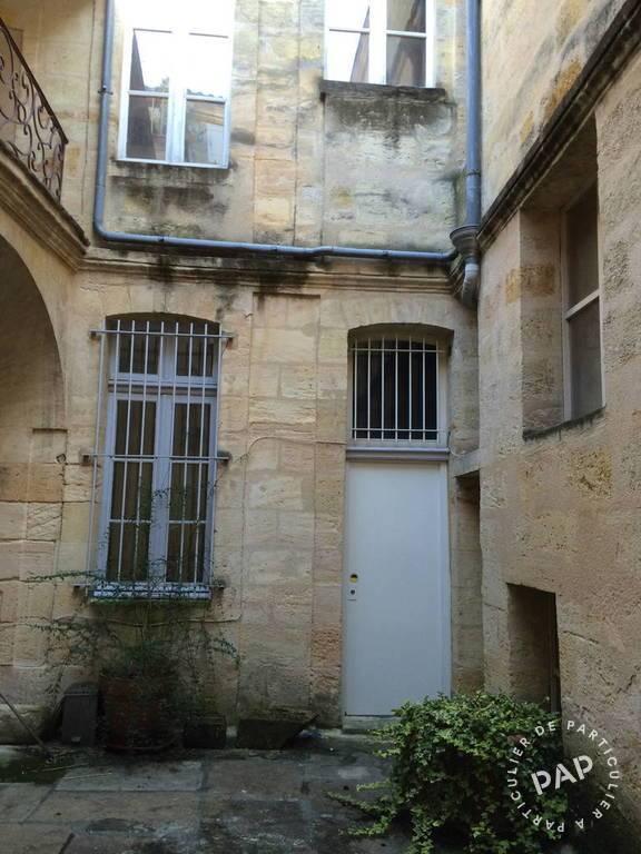 Location meubl e studio 35 m bordeaux 33 35 m 760 - Location meublee bordeaux particulier ...