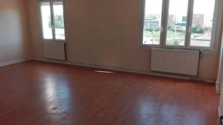 Location appartement 3pièces 54m² Toulouse (31) - 830€