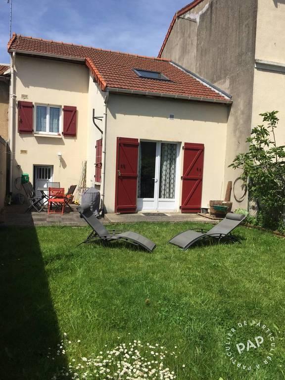 Location maison fontenay sous bois 94120 e de - Maison de quartier jardin parisien aulnay sous bois ...