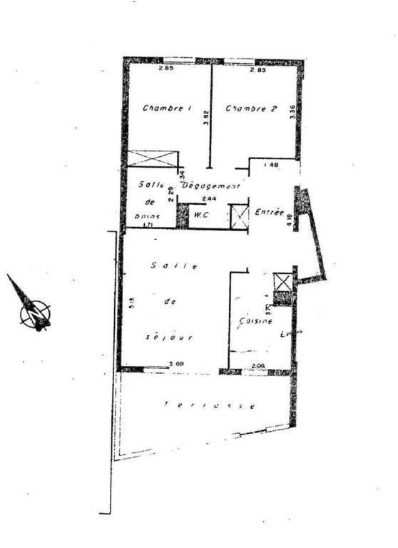 Immobilier Le Kremlin-Bicetre (94270) 1.320€ 64m²