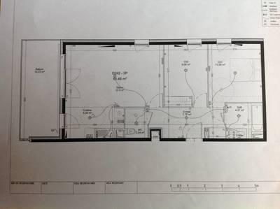 Location appartement 3pièces 70m² Mantes-La-Jolie (78200) - 820€