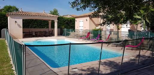 Location meublée maison 220m² Boisseron (34160) - 2.200€