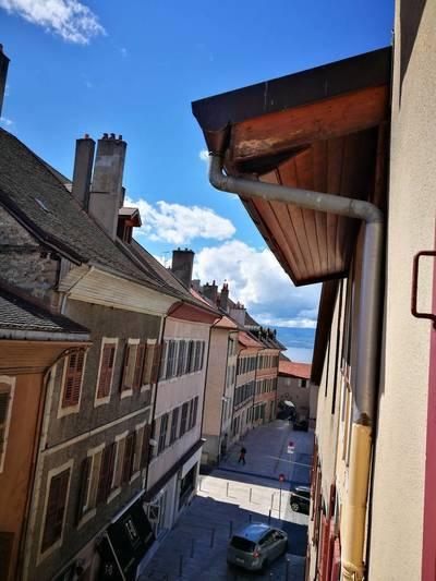 Location meublée appartement 2pièces 47m² Thonon-Les-Bains (74200) - 650€