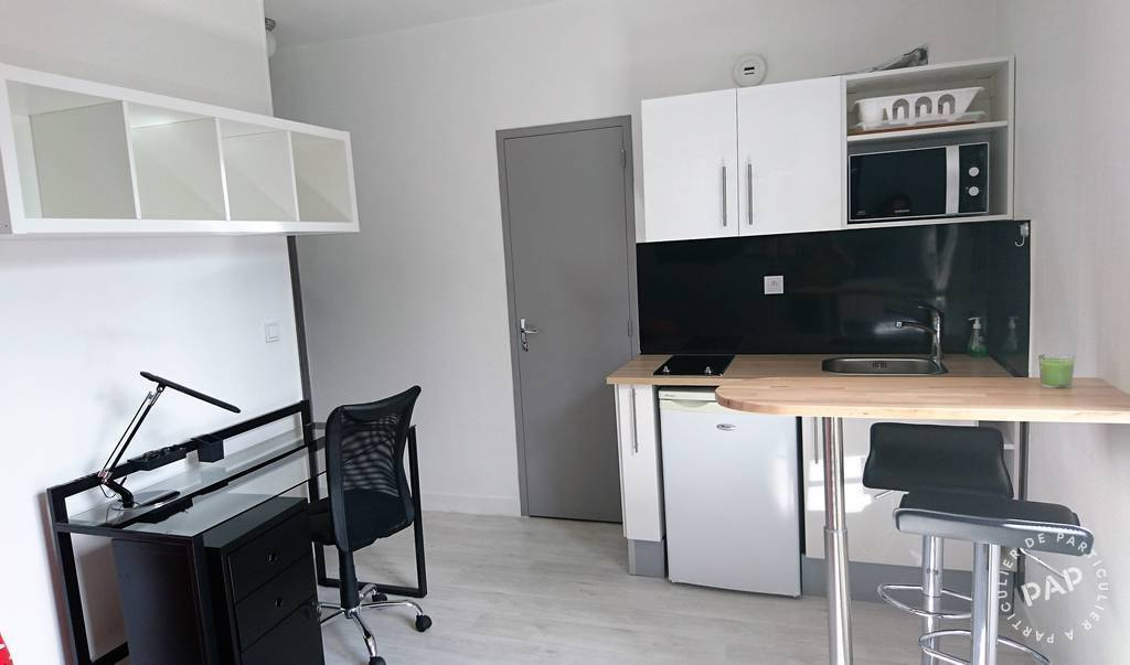 Location meubl e studio 16 m caen 14000 16 m 410 e for Location caen meuble